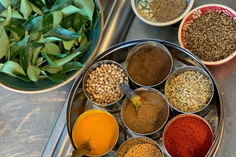 סדנת בישול הודי בריא